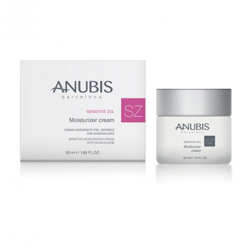 Увлажняющий крем для чувствительной кожи Sensitive Zul Moisturizer Cream (50 мл)