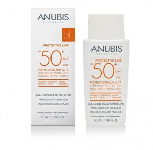 Солнцезащитная эмульсия SPF 50+, 50 мл./ Anti-Aging Sun Emulsion SPF 50+