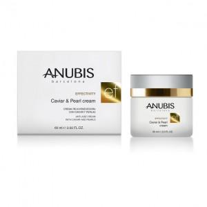 Подтягивающий крем с экстрактом икры и жемчужной пудрой Effectivity Caviar & Pearl Cream